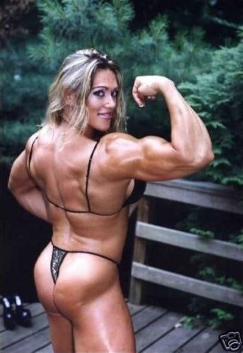 female bodybuilder collette guimond picture 2