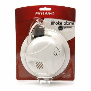 first alert smoke alarm picture 15