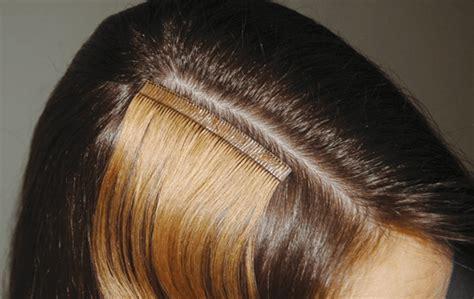bonding tape for hair picture 3