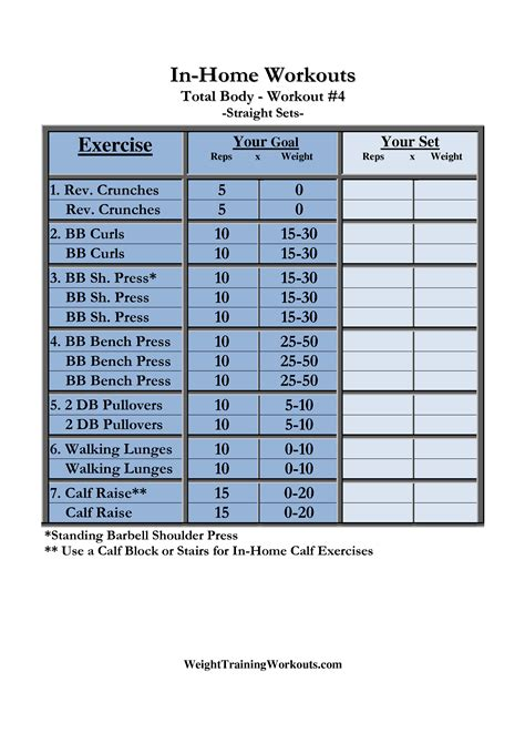 weight lifting programs picture 14