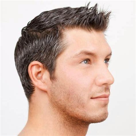 men's short hair cuts picture 1