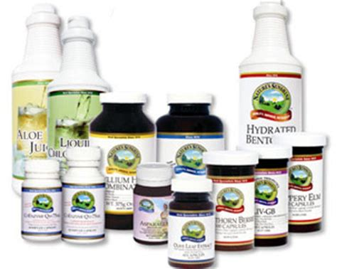 nature sunshine herbal supplements picture 6
