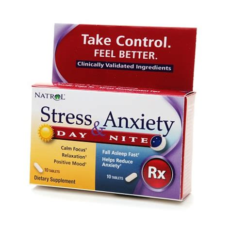 stress relief pills at walgreens picture 1