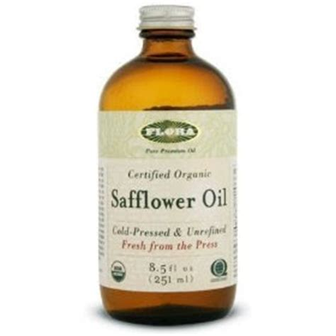 safflower oil for frizzed hair picture 2