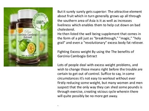 garcinia cambogia gained weight picture 1