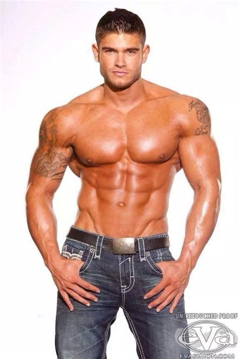 febuary 2015 male fitness model picture 1