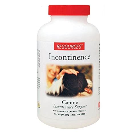canine incontinence supplement picture 2