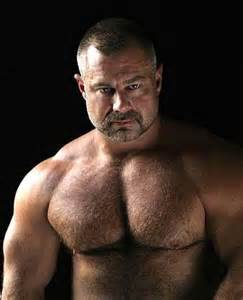 beautiful muscle bears picture 1