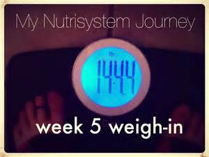 weight loss in 1 month on nutrisystem picture 8
