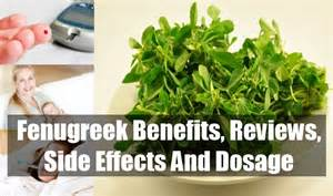 side effects of fenugreek picture 1