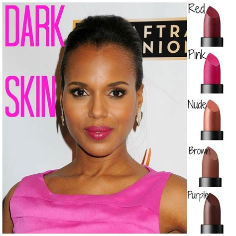 dark skin color around the lips picture 10