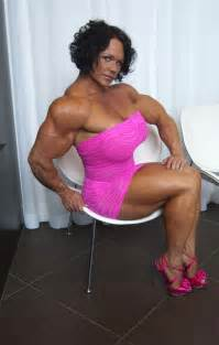 big muscle women picture 9