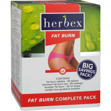 herbex fat burning tablets picture 3