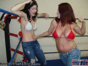 breast breast/belly belly catfights picture 1