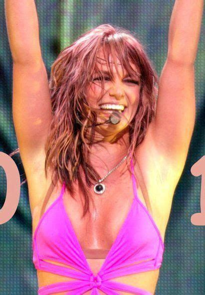 britney spears hair color for the onyx tour picture 1