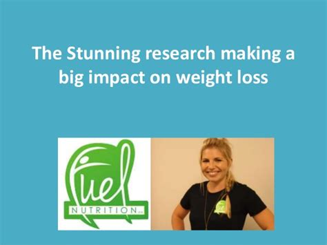 weight loss and nutrition research picture 3