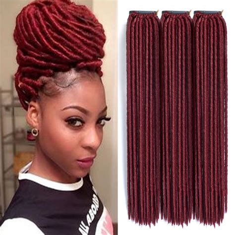 dreadlock extensions for black hair picture 1