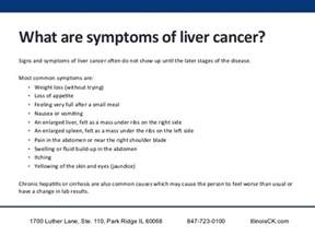 liver cancer symptoms picture 10
