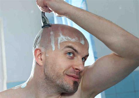 black men shave hair picture 2