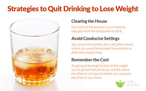 alchohol and weight loss picture 2