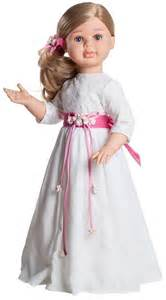 communion doll with red hair picture 5