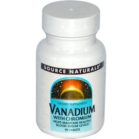 chromium vanadium tablets picture 2