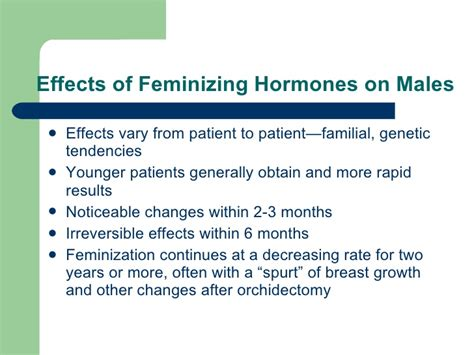 feminizing hormone effects picture 5