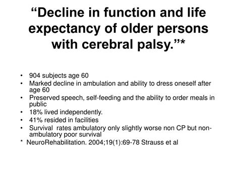 cerebral palsy and aging picture 2