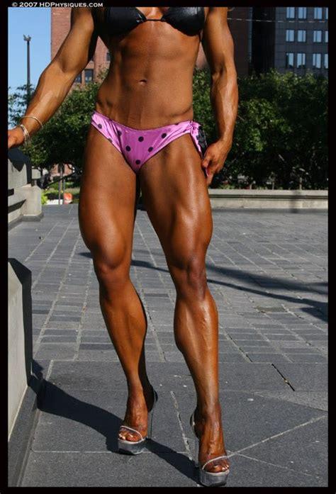 google bodybuilding women legs picture 5
