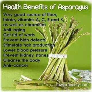 asparagus and hair growth picture 13
