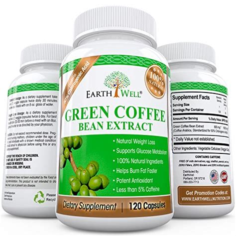 pure green coffee premium quality bean 800mg picture 3