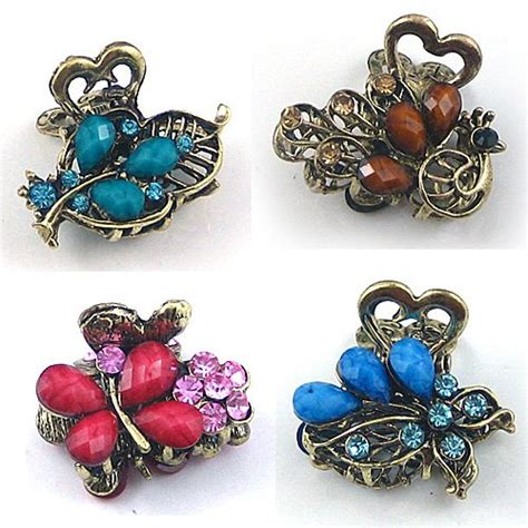 cheap wholesale crystal hair clips picture 7