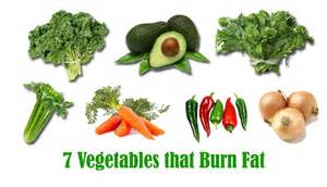 fat burning vegetables picture 1