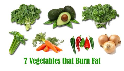 fat burning vegetables picture 5