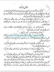 famous sexy novel free online reading urdu picture 7