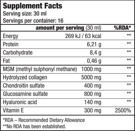 arthro tx liquid supplement picture 7