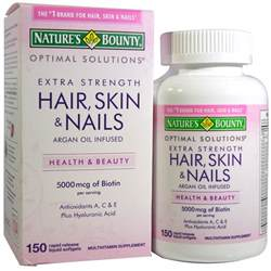 hair skin and nail vitamins picture 7