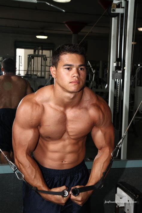 building lean solid muscle picture 10