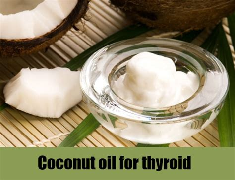 coconut oil for thyroid health picture 9