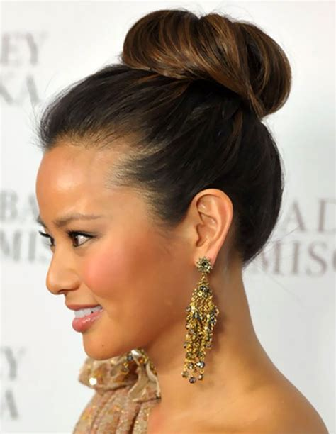african hair buns with sock picture 3