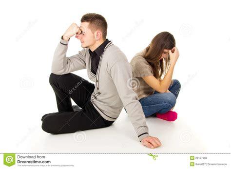 women sit on boy picture 1