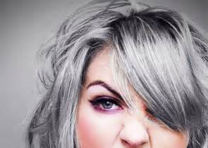 is it possible to color my hair silver picture 7