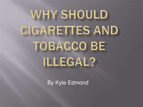 cigaret smoke issues legal or illegal picture 13