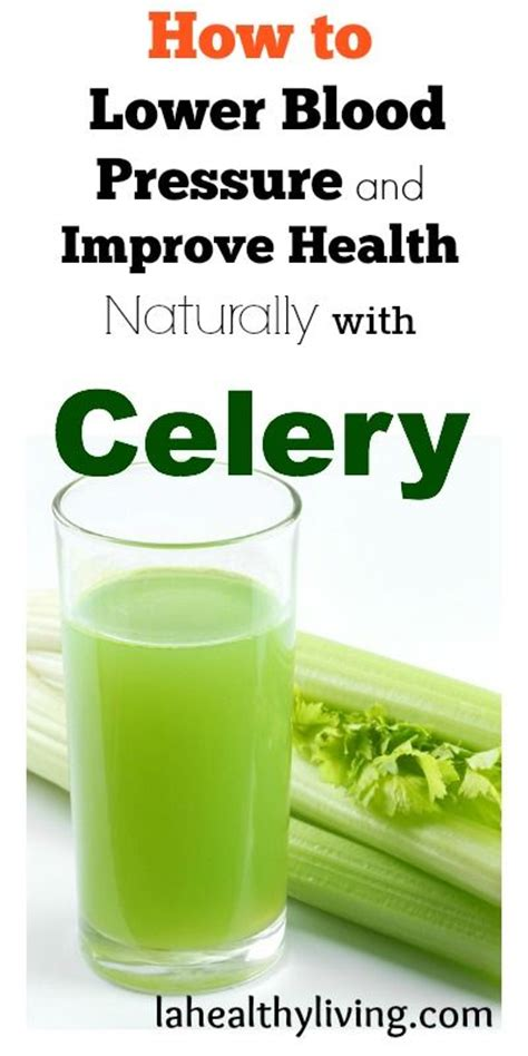 Celery for blood pressure control picture 3