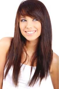 cool hairstyles with straight hair picture 11