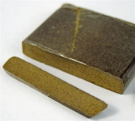 herbal incense hash solid resin picture 2