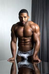 ebony muscular models. picture 7