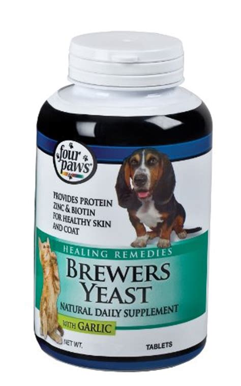 brewer's yeast and fleas picture 5