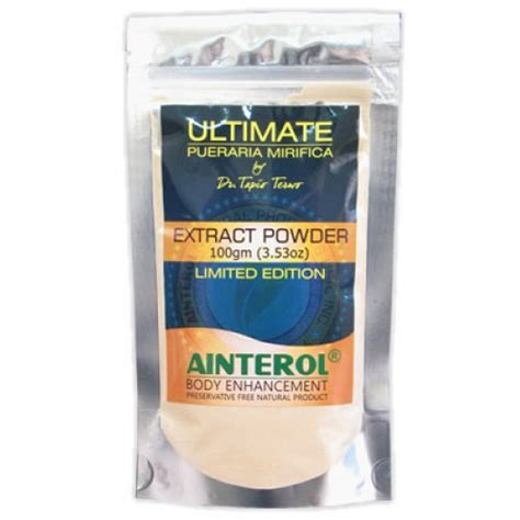 ainterol pueraria mirifica for sissy men picture 13