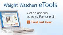 weighchers online weight loss - weight watchers etools picture 1